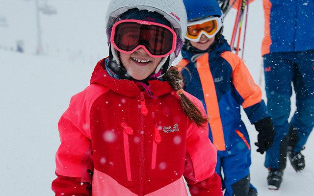 Kinderen Ski