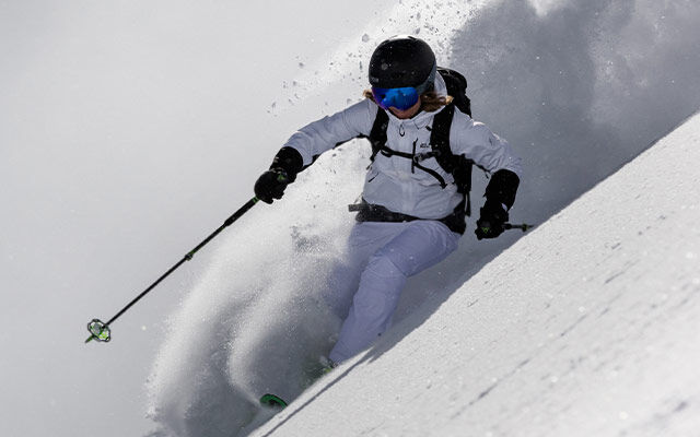 Uitrusting Wintersport
